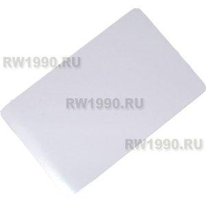T5577 ISO Card тонкая пластиковая карта